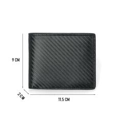 RFID Blocking Bifold Wallet 7