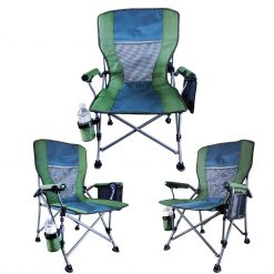 TRAVELLIGHT Mesh Quad Camping Chair 2