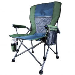 TRAVELLIGHT Mesh Quad Camping Chair