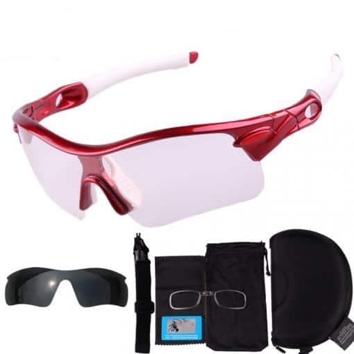 Titan Photochromic Polarized Sunglasses 7
