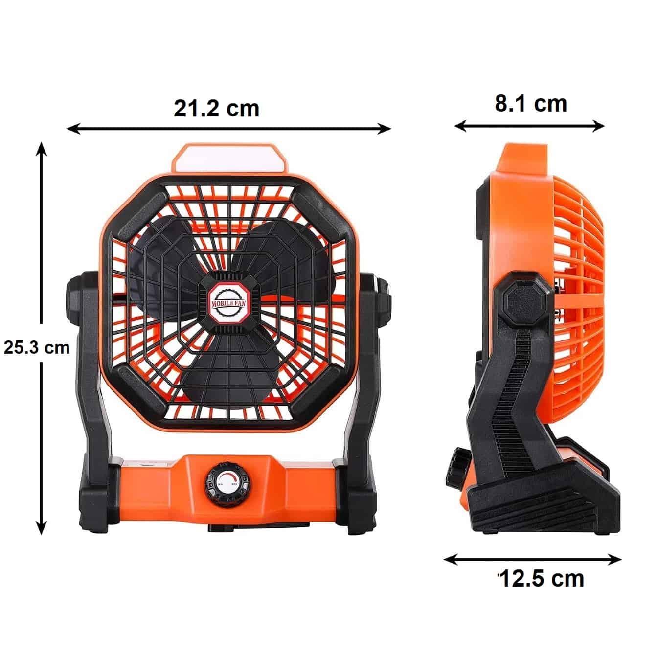camping fan, rechargeable camping fan battery powered fan camping, battery fan for camping,rechargeable fan for camping
