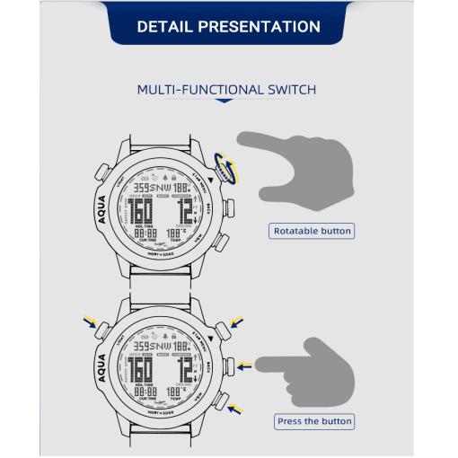 smartwatch, smart watch malaysia, scuba smartwatch, scuba diving smartwatch, freediving smartwatch