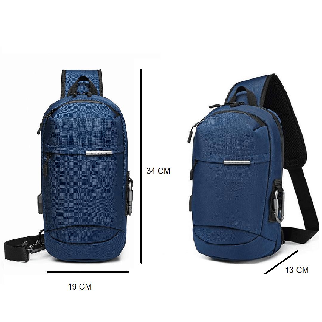 crossbody sling bag, ozuko sling backpack, men's crossbody sling bag, crossbody backpacks, crossbody sling bag, women's crossbody sling