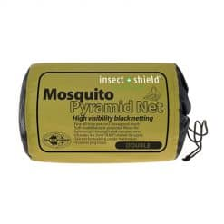 SEATOSUMMIT Mosquito Net with Insect Shield Double 02