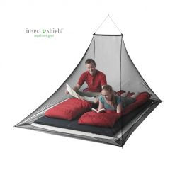 SEATOSUMMIT Mosquito Net with Insect Shield Double