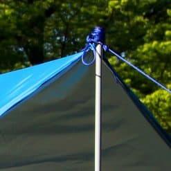 TAHAN Adjustable Tent Poles, pole, tent, batang, tiang, takk, steel, stainless, pacak, peak, khemah