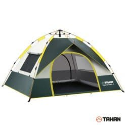TAHAN Weekender Automatic Tent, khemah, 2 person, 3 person, 4 person, camping, travel, family, foldable, easy set up tent, ease, easily, instant, instantly, setting