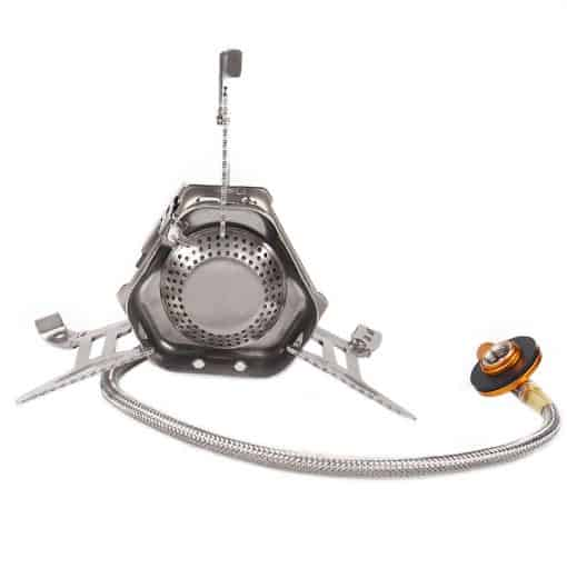 Windproof Portable Gas Stove with Piezo Ignitor 6
